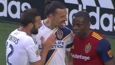 """A los defensas de NYRB les tiene sin cuidado las tácticas de """"hablar basura"""" de Zlatan"""