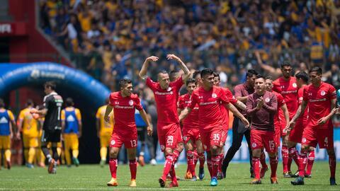 ¡Hola Liguilla, nos vemos Copa MX!: Toluca venció a Tigres y está clasificado