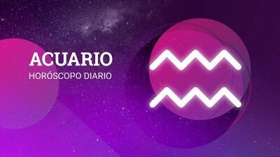 Niño Prodigio - Acuario 10 mayo 2018