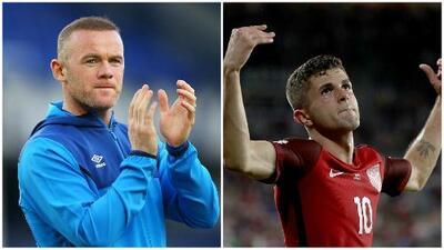 Inglaterra vs. Team USA: el partido del homenaje, la despedida y un regreso promisorio