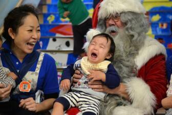 Sorprendentes formas de celebrar la Navidad