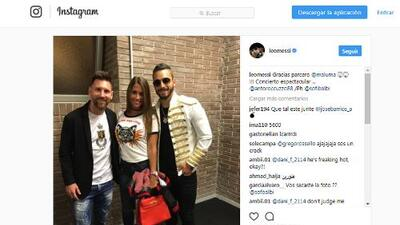 'Felices los cuatro': Messi y Suárez gozaron con Maluma