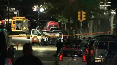 'Nueva York en un Minuto': sospechoso por ataque en Manhattan fue catalogado por la policía como un terrorista