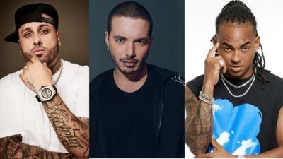 Estos son los 25 artistas confirmados para actuar en los Latin GRAMMY 2018