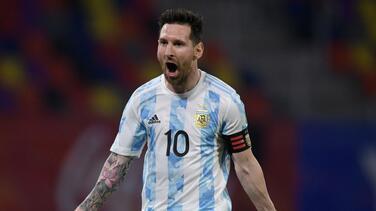 Messi comanda una Argentina que lleva cuatro porteros a Copa América