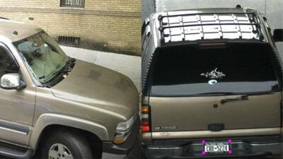 Revelan imágenes del vehículo que impactó mortalmente a un hispano el Día del Padre en El Bronx