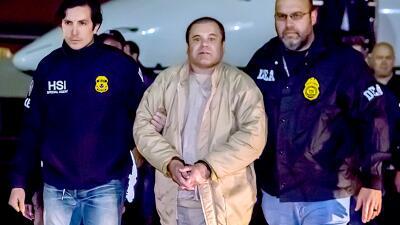 La vida de 'El Chapo' en 12 fotos: de un pequeño pueblo de Sinaloa a la cadena perpetua en EEUU