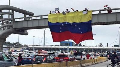 Anuncian que un centenar de venezolanos llegará a Tijuana para pedir asilo en EEUU
