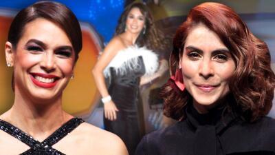 """Biby Gaytán se las ha """"visto negras"""" en su regreso a los escenarios, asegura María León"""