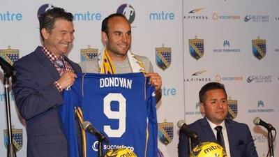 Leyenda inacabable: Landon Donovan sale del retiro por tercera vez y regresa al fútbol profesional