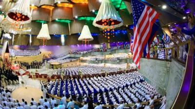 La iglesia La Luz del Mundo reafirma la honorabilidad de su apóstol, aún tras las rejas (fotos)