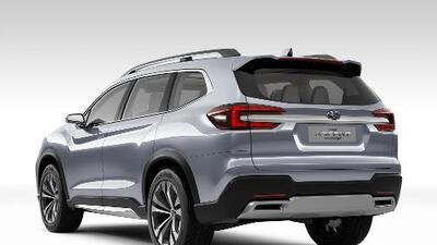 Nueva York 2017: la Ascent SUV Concept presagia el regreso de la camioneta de siete puestos al establo de Subaru