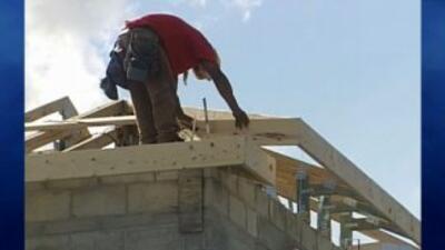 La construcción de casas disminuyó en noviembre