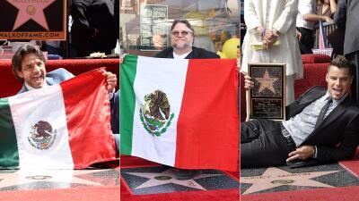 EN FOTOS: Guillermo del Toro se sumó a los latinos con su propia estrella en el paseo de la fama de Hollywood