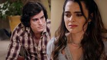 Sandy escuchó a Mateo decir que aún está enamorado de Valeria