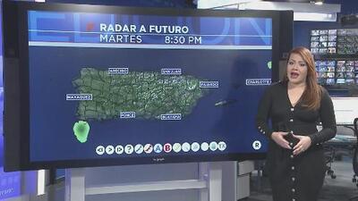 Se prevén días calurosos y secos en Puerto Rico