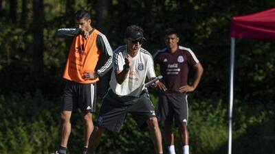 Juan Carlos Osorio ya perfila el 11 inicial del Tri ante Alemania
