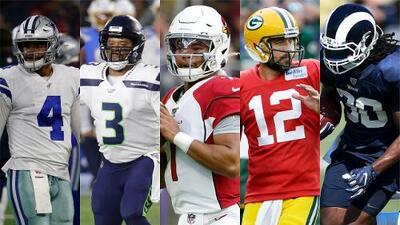 Los cinco jugadores a seguir en la Conferencia Nacional en 2019