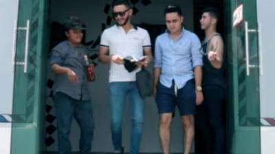 Irvin de Grupo La Ventaja rechaza que hayan querido aprovecharse de 'El Pirata de Culiacán'