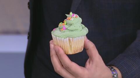 Azúcar y cítricos, los básicos para preparar el betún con el que decoramos los Cupcakes