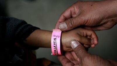 Revelan la identidad de la niña salvadoreña que murió en septiembre bajo custodia de EEUU