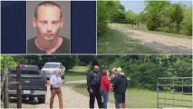Sospechoso habría secuestrado y asesinado a mujer luego de balear a oficial de policía de Burleson