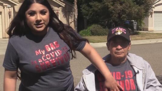 La historia de Fernando, quien sobrevivió al covid-19 tras cuatro meses de lucha en el hospital