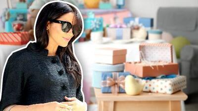 Meghan Markle no abrió ninguno de los regalos que recibió en su primer 'baby shower' y te decimos por qué