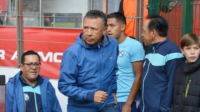 """Octavio Becerril, Auxiliar del Puebla: """"Por ratos corrimos con fortuna"""""""