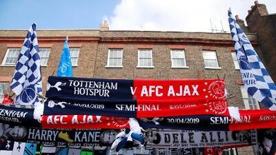 ¡Último tren! El Ajax y sus ganas de triplete reciben al Tottenham que busca la hazaña