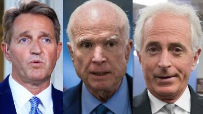 Trump tiene ahora tres archienemigos republicanos en el Senado: ¿por qué debería temerles?