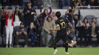 En fotos: Carlos Vela se luce de nuevo con gol y dos asistencias para LAFC