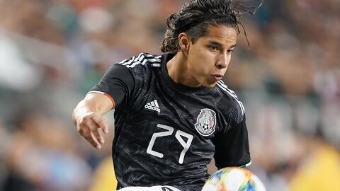 Diego Lainez afirmó que su participación en el Mundial Sub-20 dependerá de otras personas