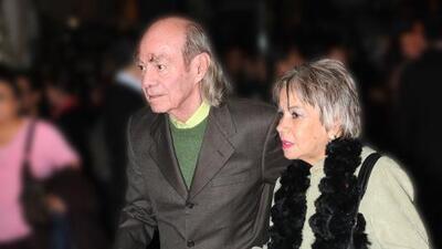 Muere la esposa de 'El Loco' Valdés a los 77 años