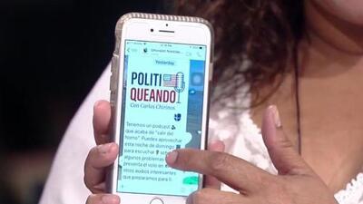 ¿Tienes dificultades para votar? te decimos qué hacer y dónde ir en este chat de Univision