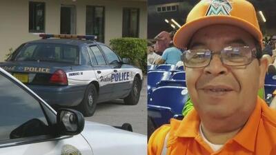"""""""Era muy decente"""": así recuerdan vecinos de Hialeah al hombre asesinado a puñaladas presuntamente por un anciano"""