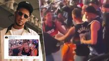 (VIDEO) Fan de los Suns se defiende a puños contra uno de los Nuggets y Devin Booker le tiene varios regalos