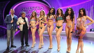 Se salvaron de ser eliminadas en la octava gala de Nuestra Belleza Latina