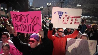 Las mujeres contratacan: lo que comenzó como una marcha, hoy es la fuerza política más importante del país