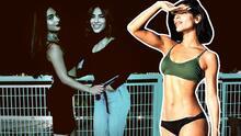 Alejandra Espinoza sigue los consejos de su hermana para lucir una esbelta figura