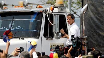 Juan Guaidó, la respuesta sigue siendo no