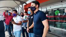 ¡Beñat San José ya está en Mazatlán!