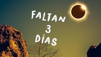 El eclipse se acerca, es el tiempo ideal para realizar pendientes y hacer limpieza profunda
