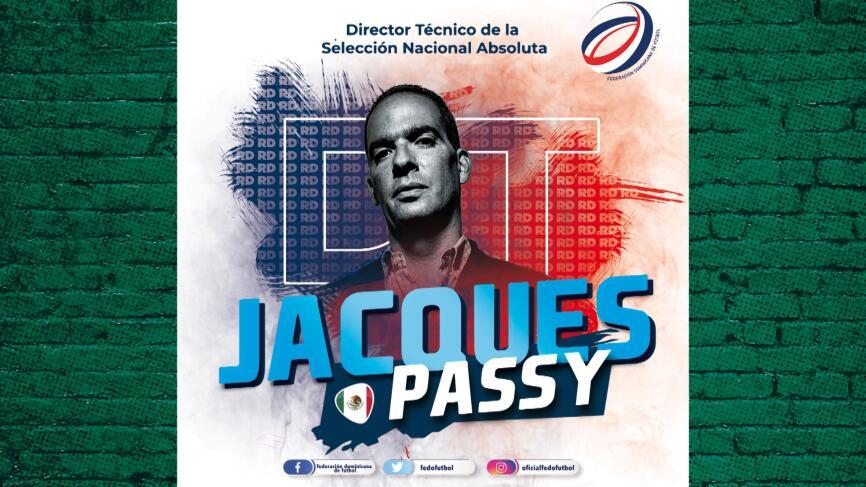 Técnico mexicano Jacques Passy dirigirá a República Dominicana