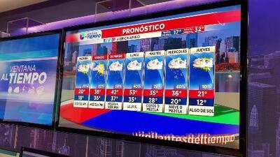 Ventana al tiempo: Este viernes 1 de febrero regresaremos a temperaturas arriba de cero y tendremos un poco de nieve