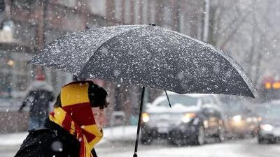75 millones de personas en la mitad norte de EEUU están bajo alerta invernal