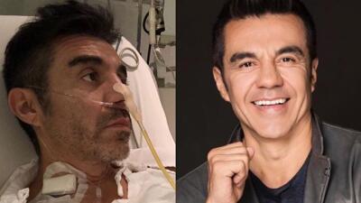 A un año de pensar que moriría, Adrián Uribe agradece la vida con una impactante comparación