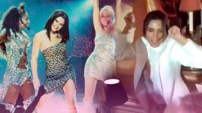 A Victoria Beckham no se le olvida que fue una Spice Girl y este video lo comprueba