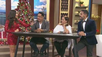 Los boquisabios: rituales de Año Nuevo