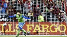 Seattle Sounders confió en Román Torres, un defensa que se creyó delantero, y funcionó